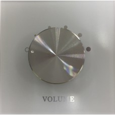 Регулятор звуку Digital 2 (50W, white, plastic)