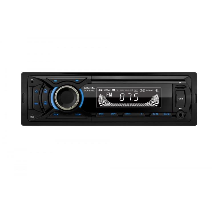 Автомагнітола DIGITAL DCA-B300D Blue