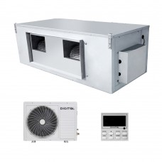 Канальний високонапірний кондиціонер DIGITAL DAC-CB60HH