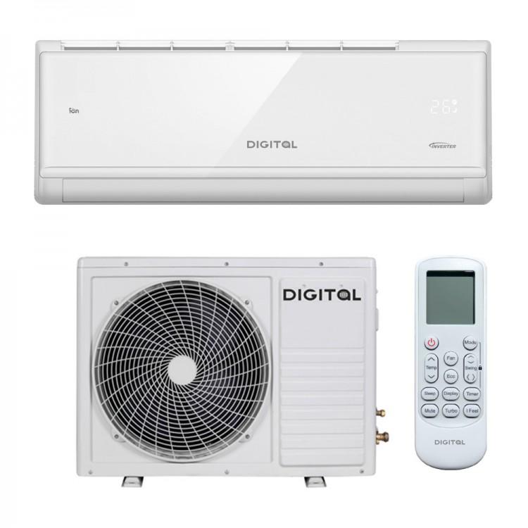 Кондиціонер DIGITAL DAC-i24SWT (Wi-Fi ready)